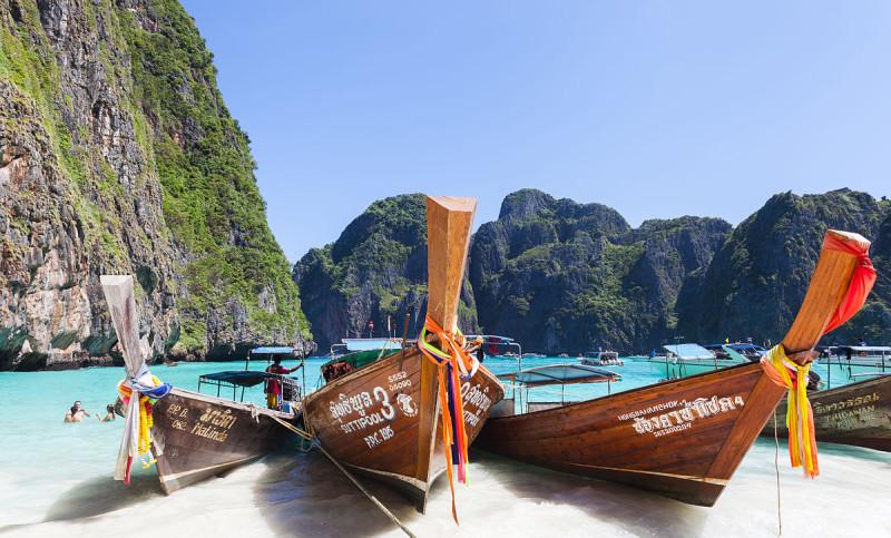 Maya-bay-thailand-the-beach