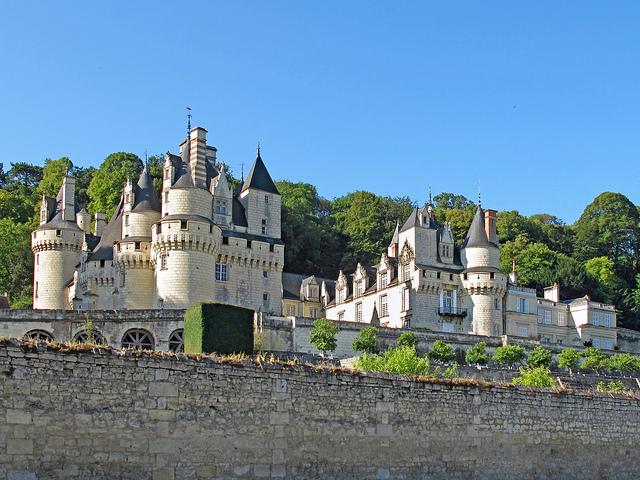 Castillo Francia