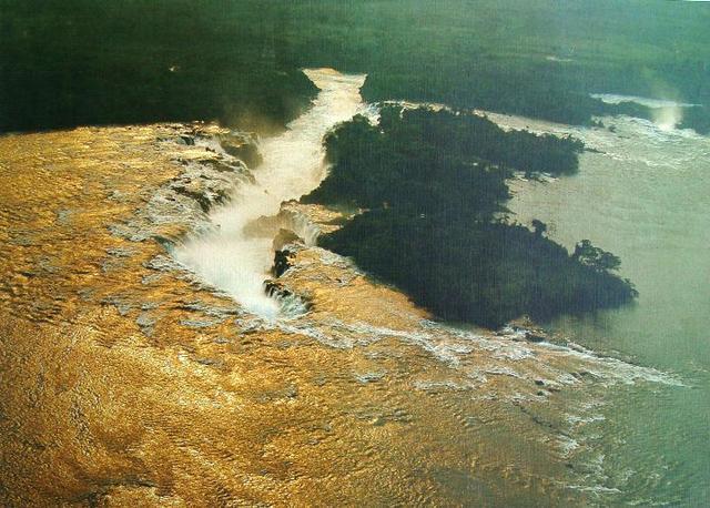 Una maravilla natural borrada (o inundada) para siempre