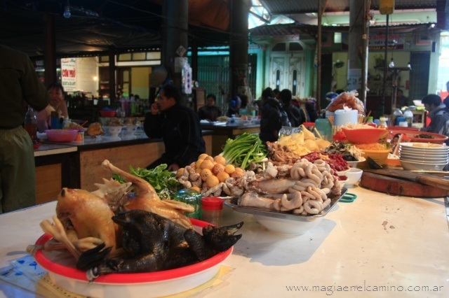 Mercados de Asia