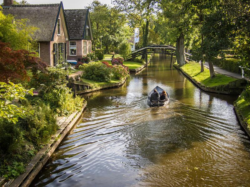 Una ruta en coche por 10 pueblos de Países Bajos congelados en el tiempo (a un paso de Ámsterdam)