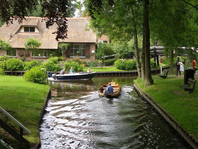 Giethoorn_Netherlands