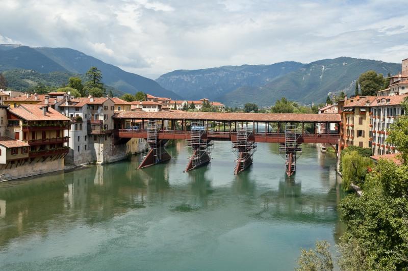 Bassano del Grappa: Ponte Vecchio