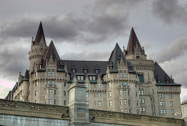 hoteles ferrocarril canada