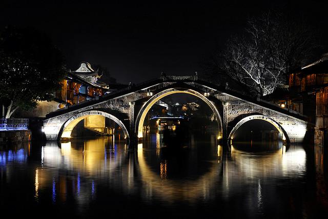 puente de Wuzhen