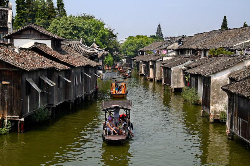 wuzhen-china