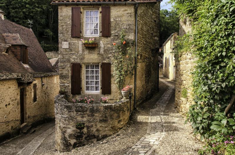 beynac-francia