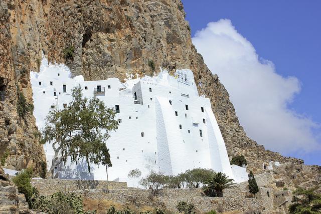 monasterio amorgos