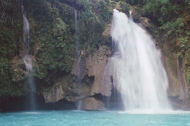 cascada-kawasan-filipinas