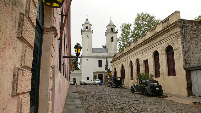 Colonia del Sacramento Uruguay  city photo : ... en Uruguay Colonia del Sacramento Viajes 101lugaresincreibles