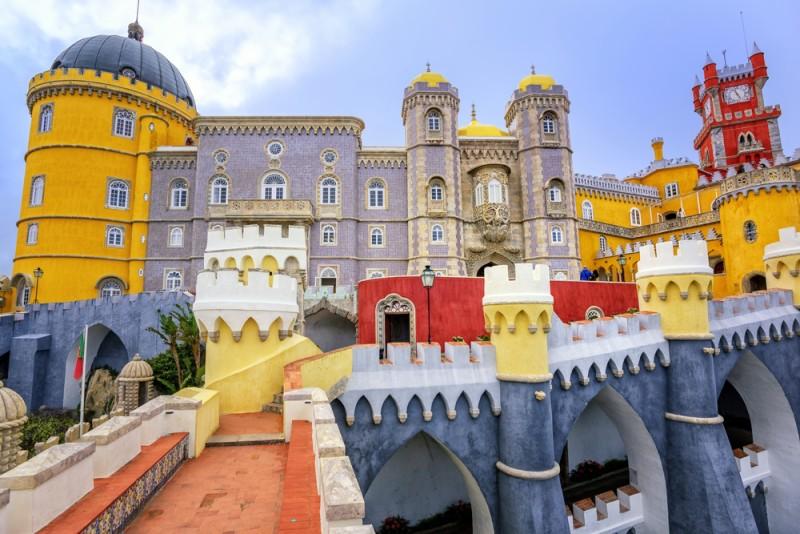 Palacio-Pane-Sintra-Portugal