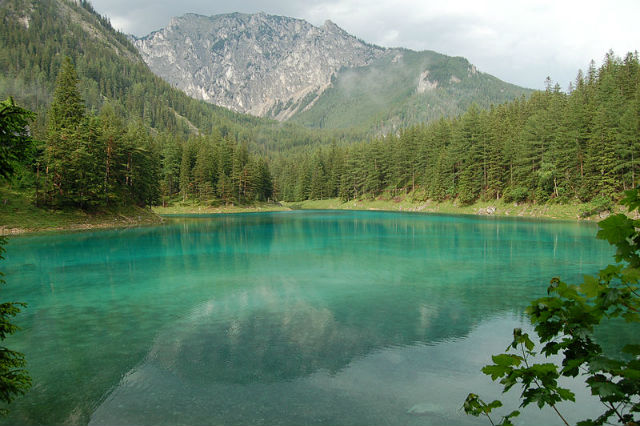 Gruner-See-austria