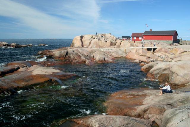 Bengtskär lighthouse faro