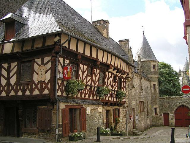 Josselin-bretana-francia