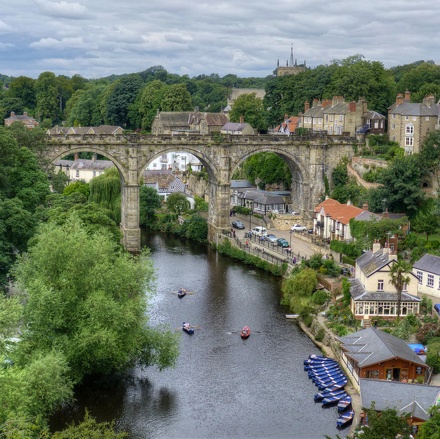 Knaresborough-england