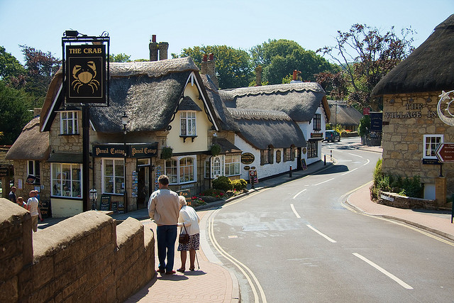 shanklin-old-villag