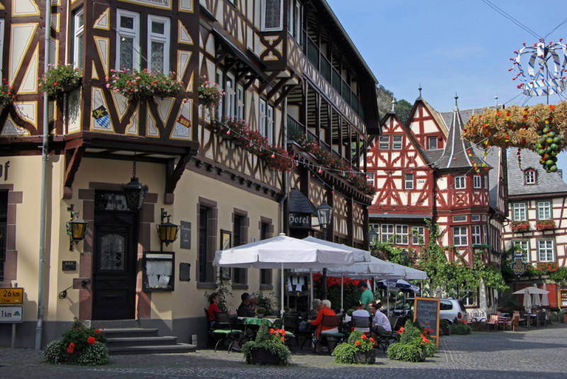 bacharach-alemania