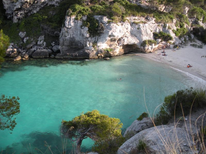 12 calas que parecen una piscina natural en islas mallorca