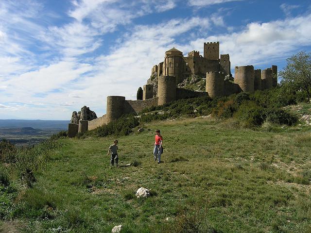 castillo-loarre-aragon-lugares
