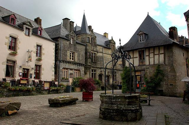 rochefort-en-terre-francia