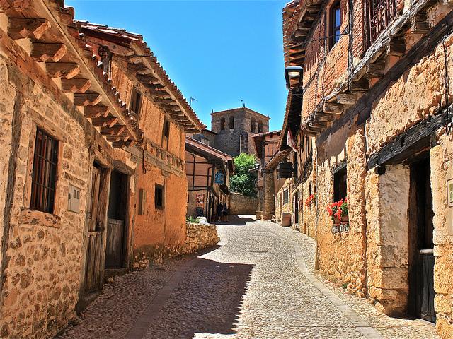 pueblos-castillos-medievales-castilla-leon