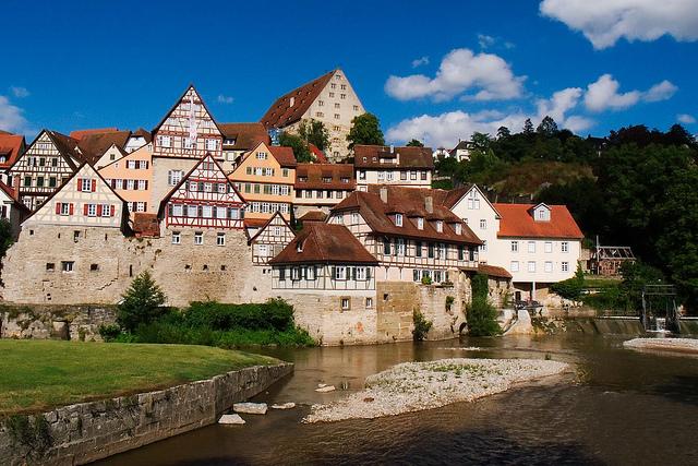 schwabisch-hall-alemania-pueblos