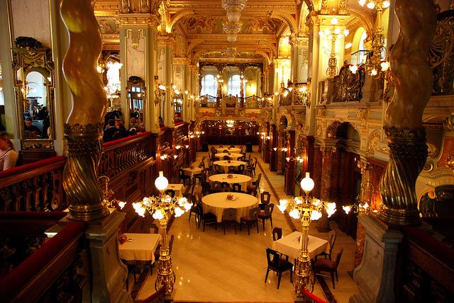 Cafe New York Budapest Facebook