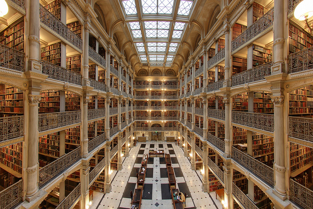 peabody-library