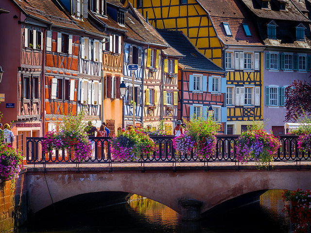 Una ruta para hacer en coche por 16 pueblos que se ven de cuento en Alsacia (Francia)