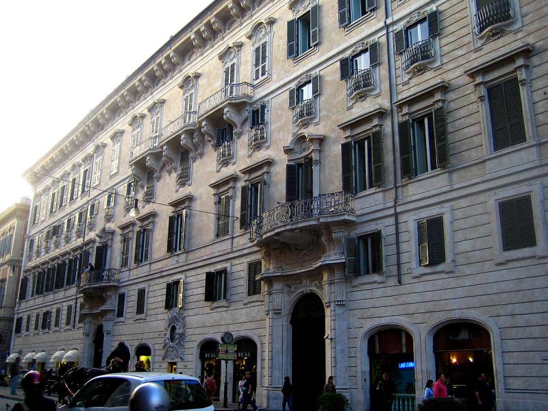 Roma-palazzo-doria-pamphili