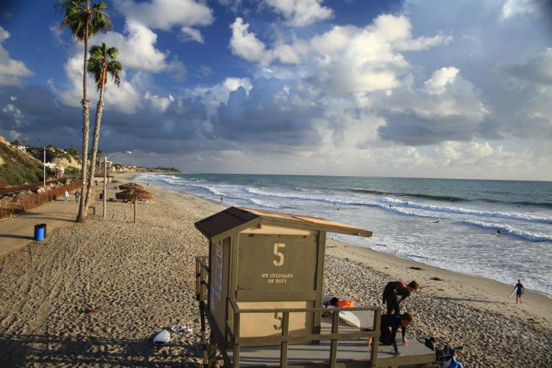 mejores playas de Los Angeles y California