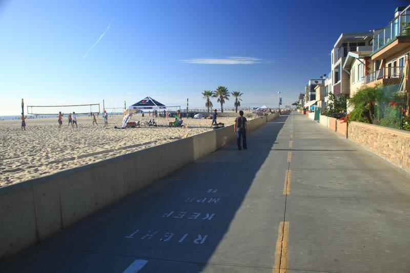 barrio de Hermosa Beach