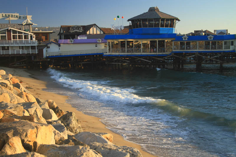 Pier de Redondo Beach