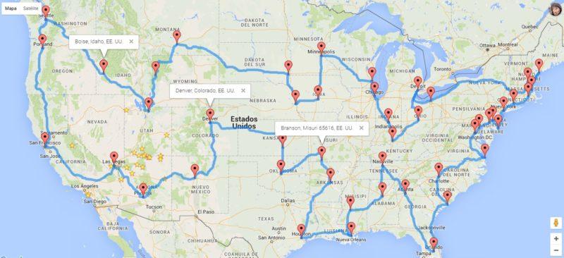 mapa-ruta-en-coche-principales-ciudades-estados-unidos